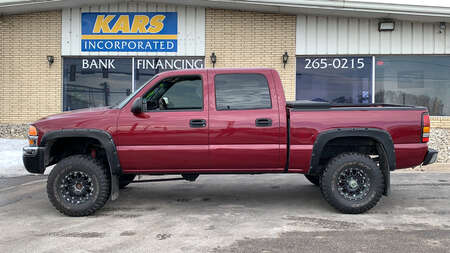 2005 GMC Sierra 1500 1500 4WD Crew Cab for Sale  - 552722D  - Kars Incorporated - DSM