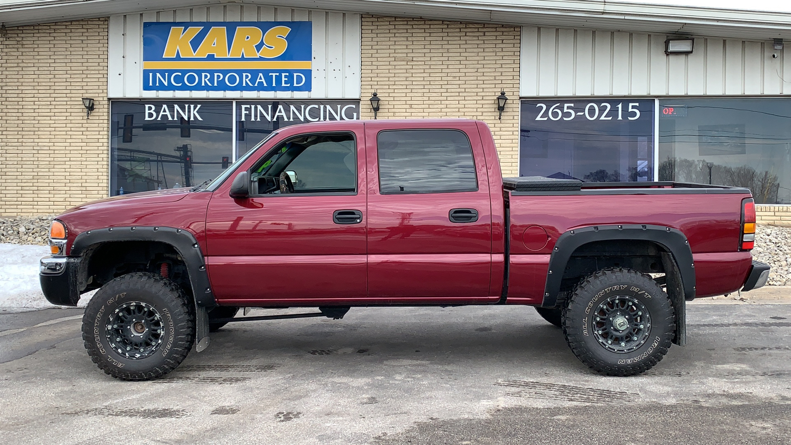 2005 GMC Sierra 1500 1500 4WD Crew Cab  - 552722D  - Kars Incorporated - DSM