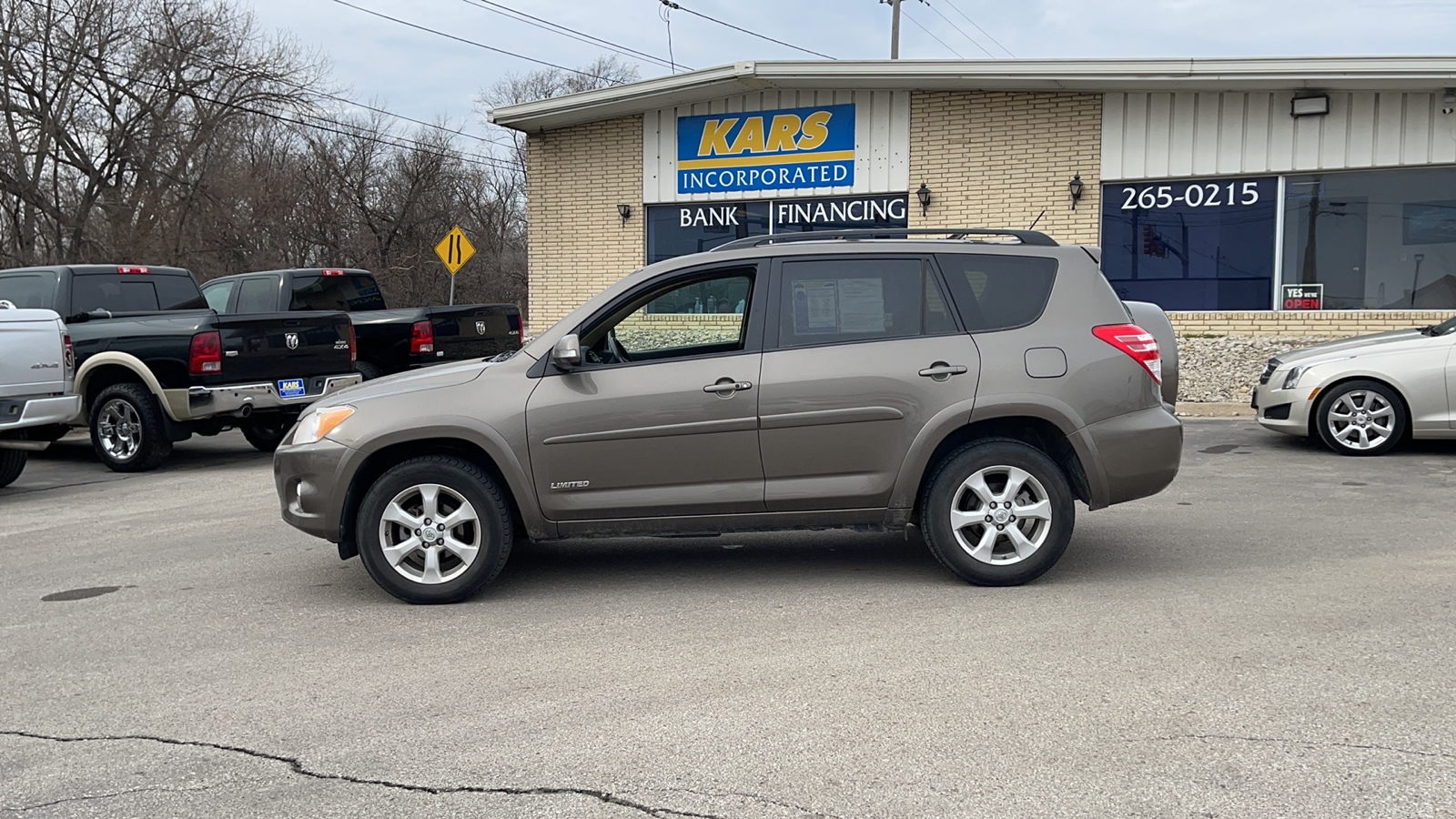 2010 Toyota RAV-4 LIMITED 4WD  - A27254D  - Kars Incorporated - DSM