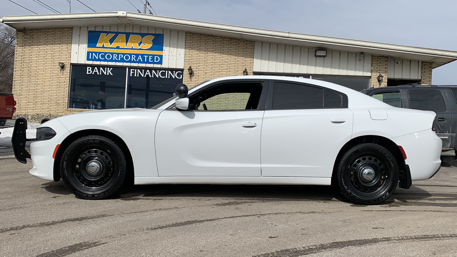 2016 Dodge Charger POLICE AWD  - G19659D  - Kars Incorporated - DSM