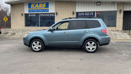 2009 Subaru Forester 2.5X LIMITED for Sale  - 973236D  - Kars Incorporated - DSM