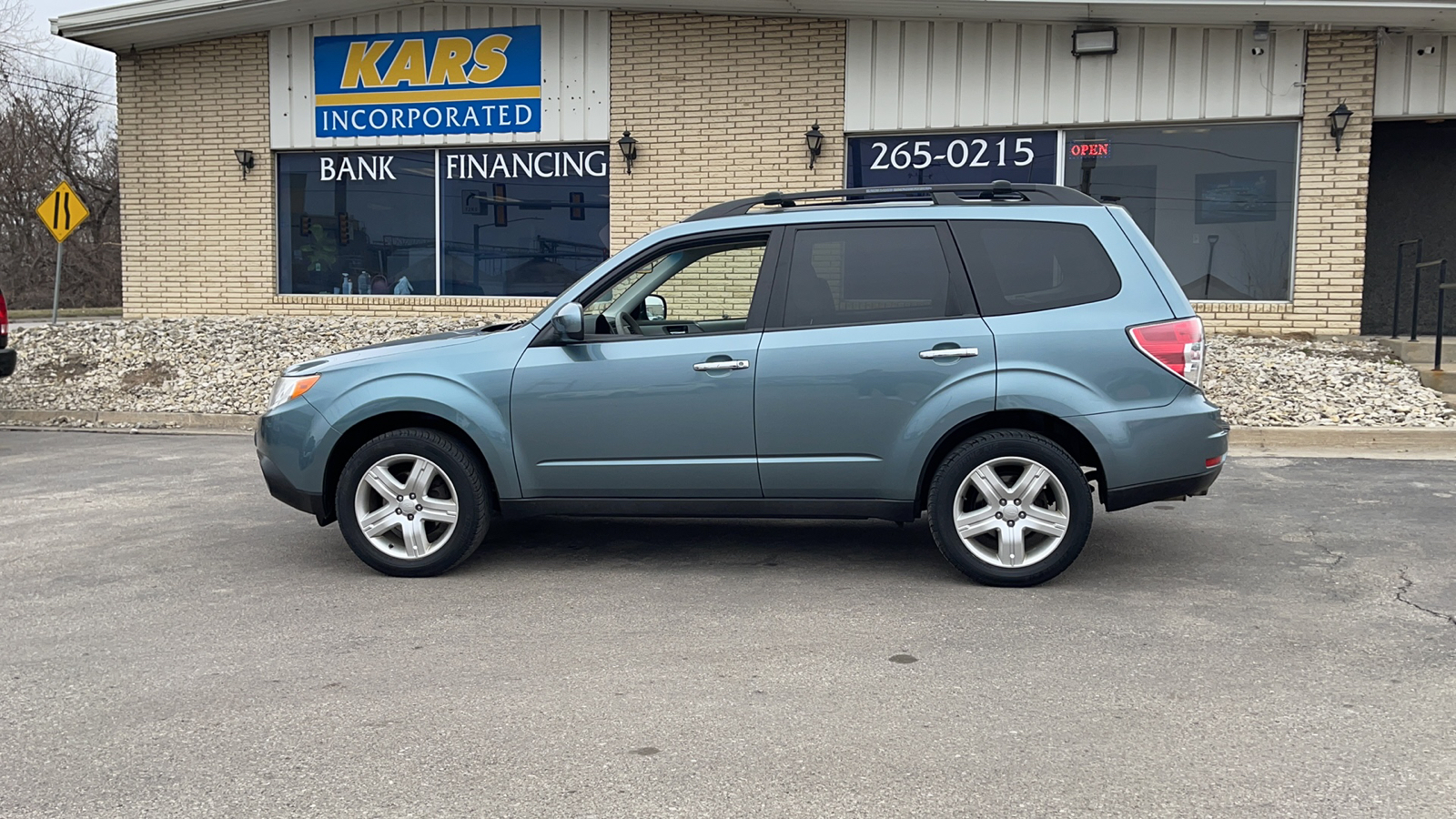 2009 Subaru Forester 2.5X LIMITED  - 973236D  - Kars Incorporated - DSM