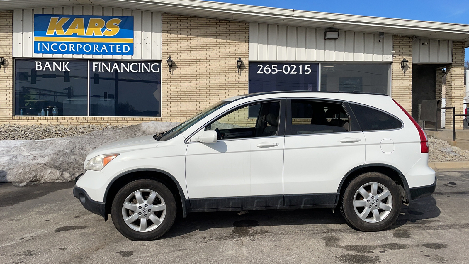 2009 Honda CR-V EXL 4WD  - 907837D  - Kars Incorporated - DSM