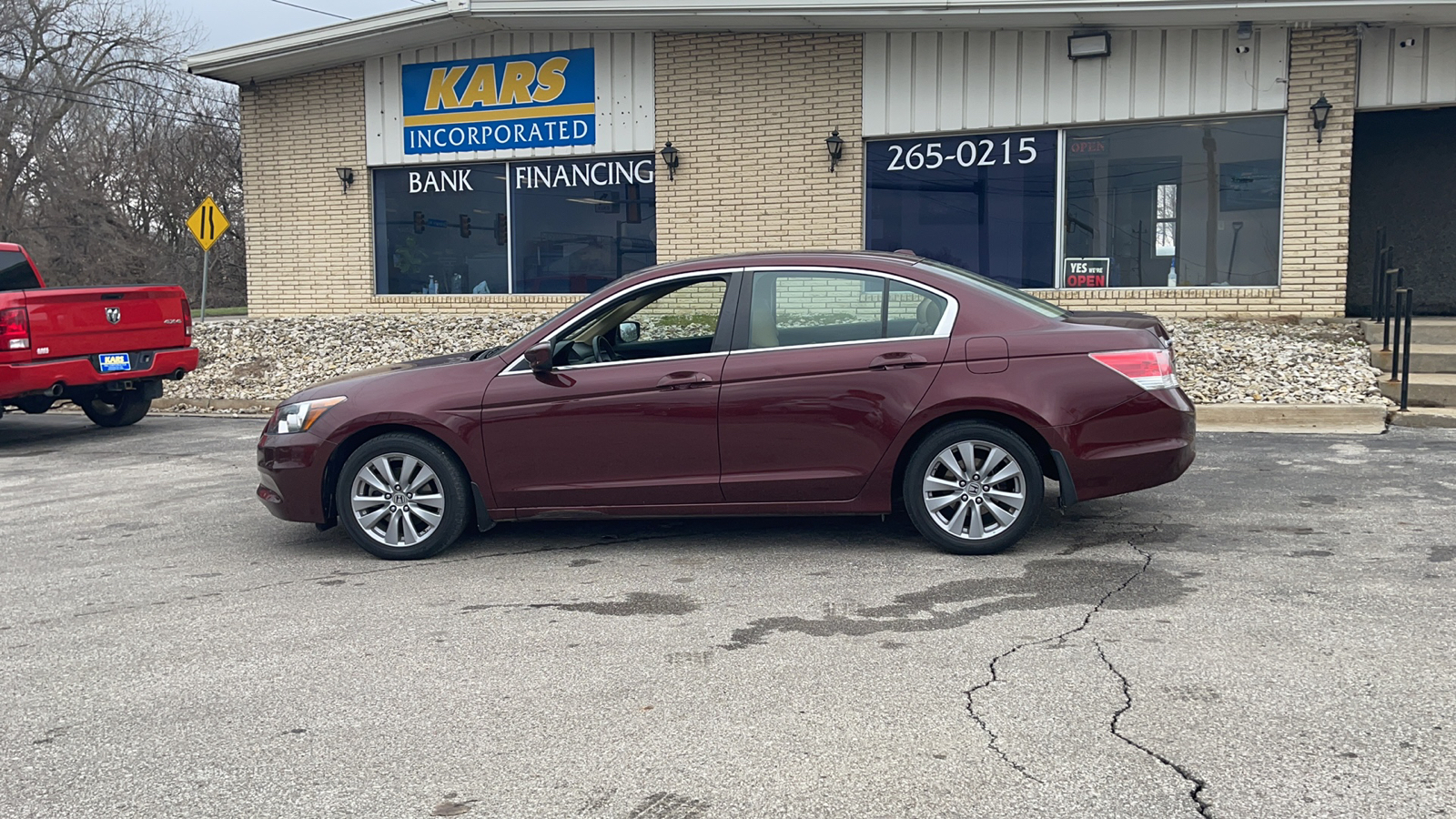 2011 Honda Accord EXL  - B26779D  - Kars Incorporated - DSM