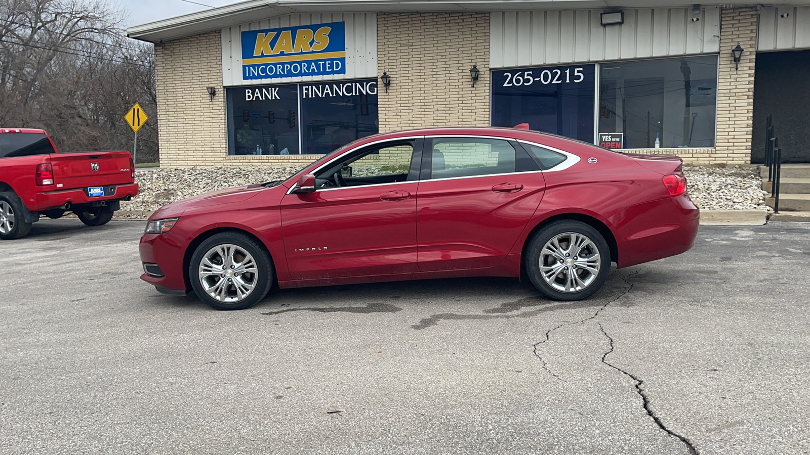 2014 Chevrolet Impala  - Kars Incorporated - DSM