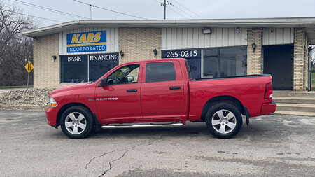 2012 Ram 1500 ST 4WD Crew Cab for Sale  - C71057D  - Kars Incorporated - DSM