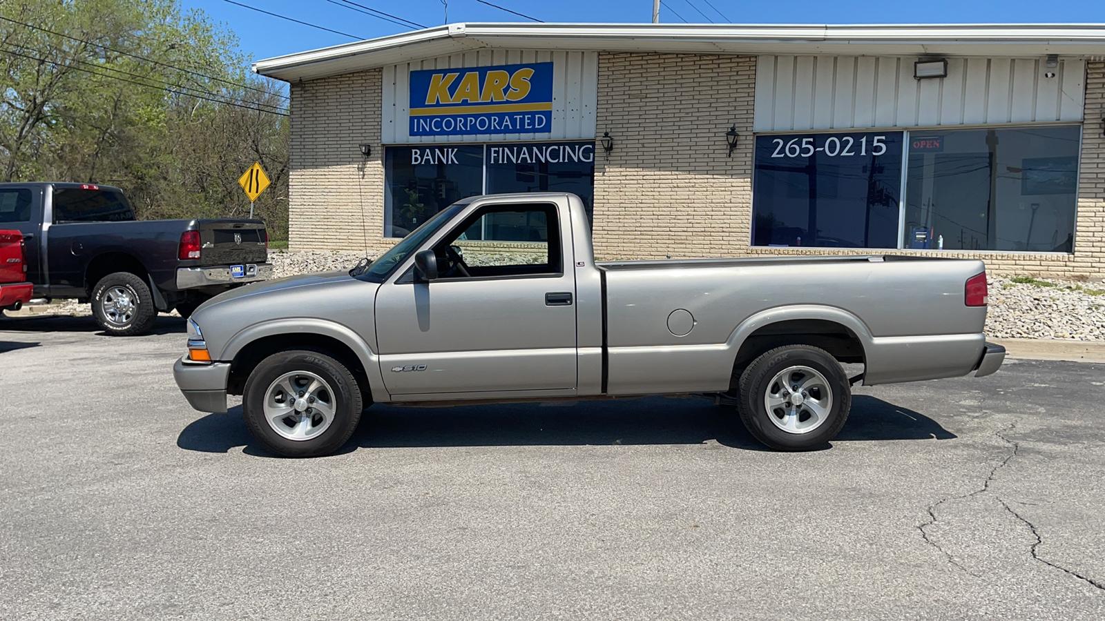 2001 Chevrolet S10  - Kars Incorporated - DSM
