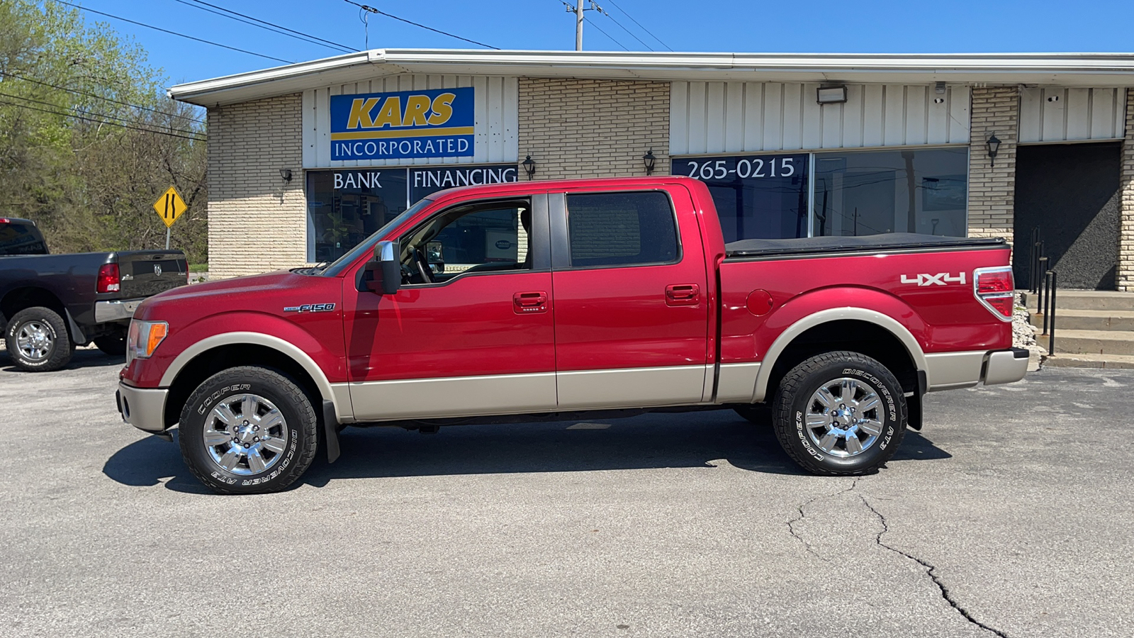 2009 Ford F-150 SUPERCREW 4WD  - 916921D  - Kars Incorporated - DSM