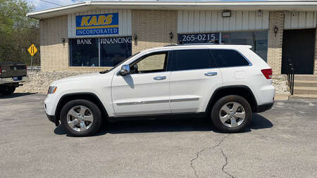 2011 Jeep Grand Cherokee LIMITED 4WD for Sale  - B15191D  - Kars Incorporated - DSM