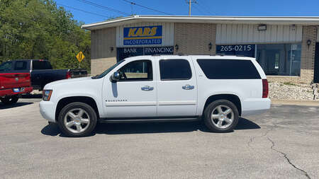 2008 Chevrolet Suburban 1500 LS 4WD for Sale  - 829589D  - Kars Incorporated - DSM