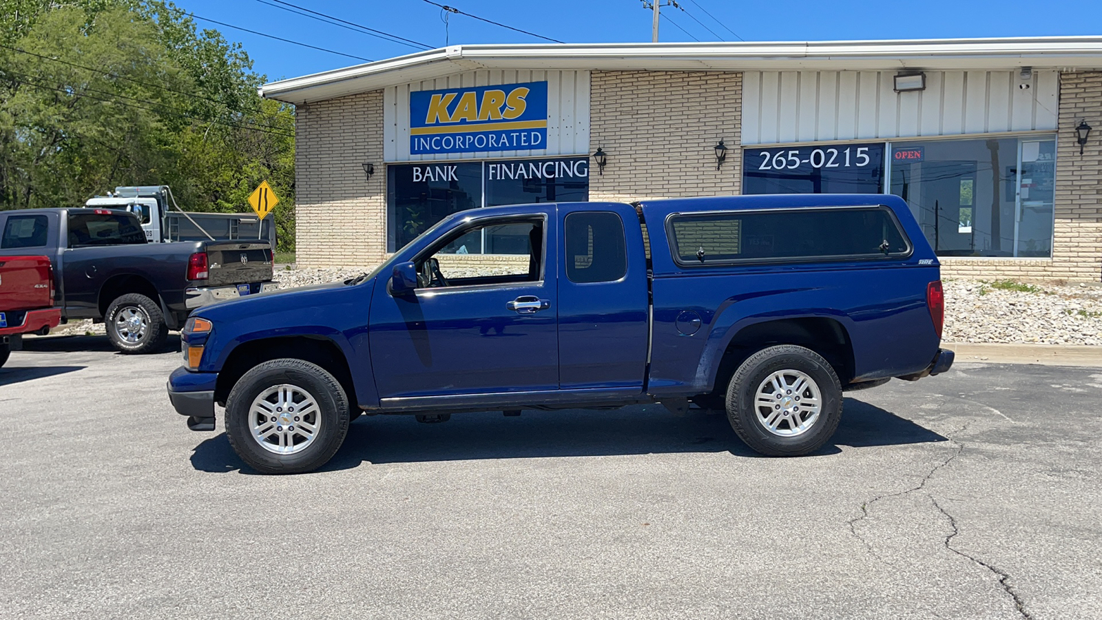 2012 Chevrolet Colorado LT 4WD Extended Cab  - C51440D  - Kars Incorporated - DSM