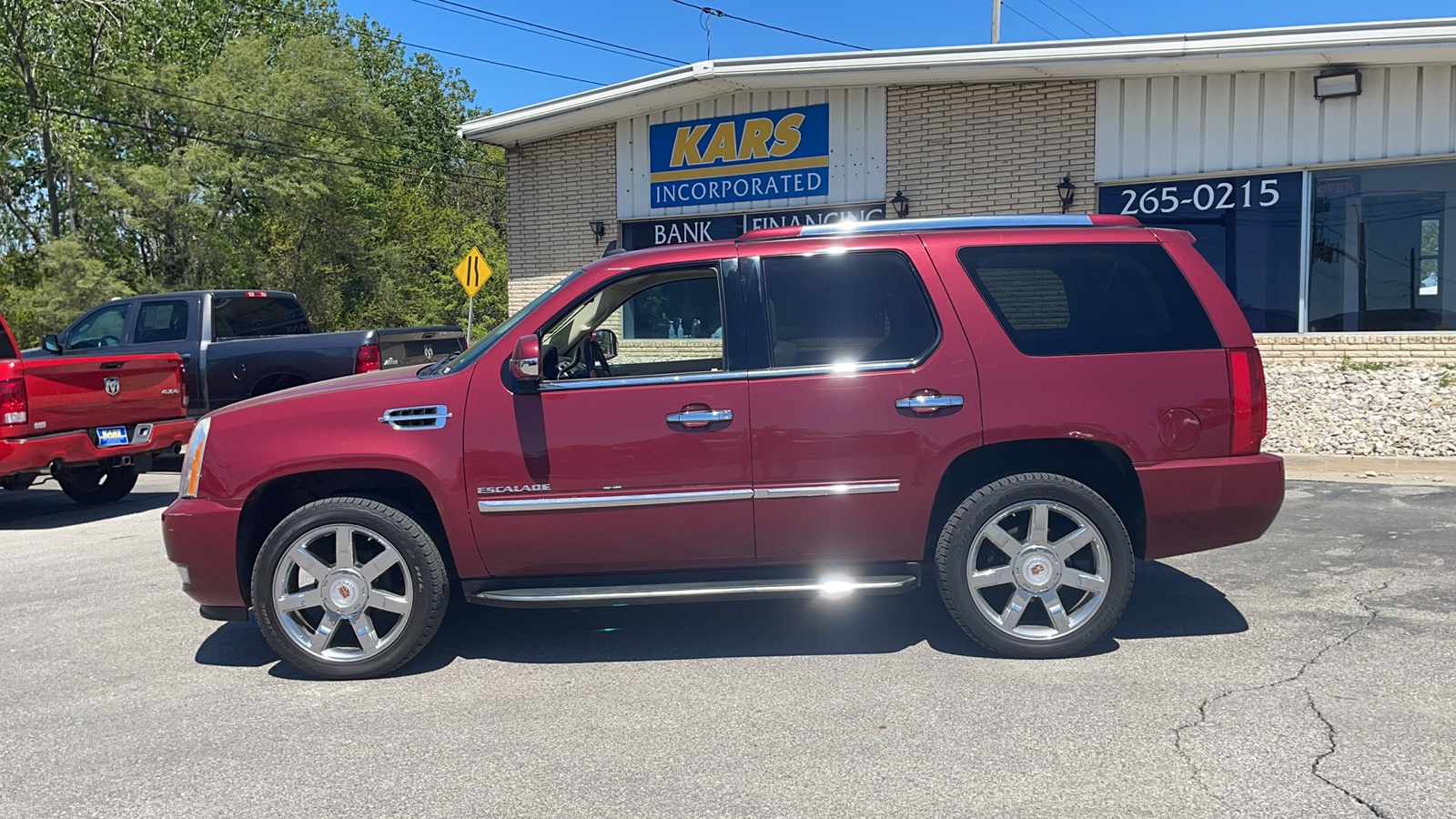 2007 Cadillac Escalade LUXURY AWD  - 774613D  - Kars Incorporated - DSM