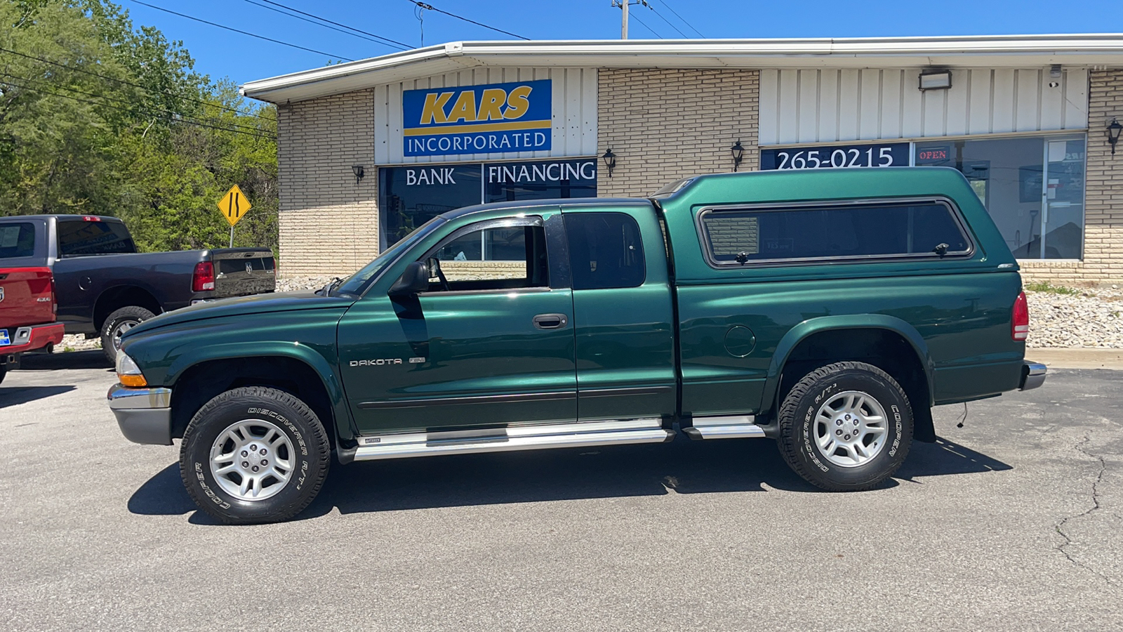 2001 Dodge Dakota 4WD  - 165632D  - Kars Incorporated - DSM