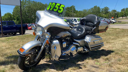 2003 FLHX Street Glide Ultra Classic Electra Glide  for Sale  - 313894D  - Kars Incorporated - DSM