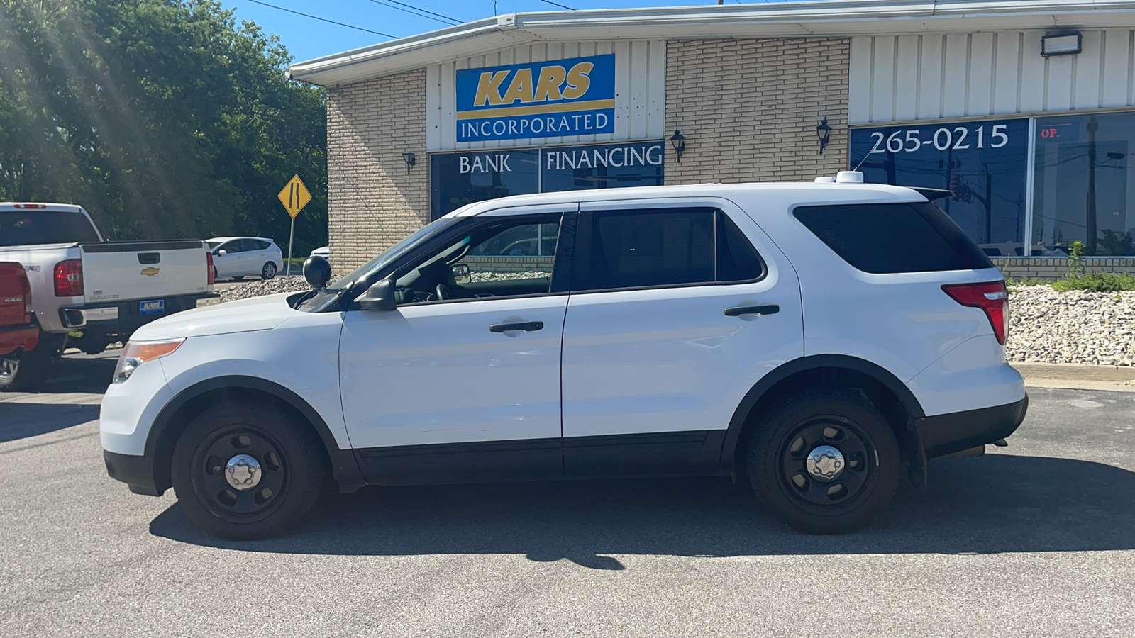 2013 Ford Utility Police Interceptor POLICE INTERCEPTOR AWD  - D59125D  - Kars Incorporated - DSM