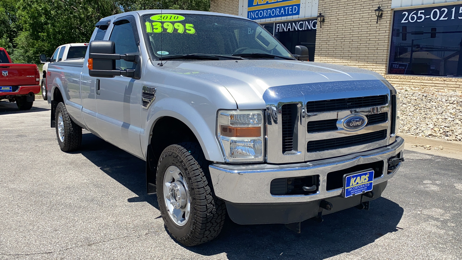 2010 Ford F-250 SUPER DUTY 4WD SuperCab  - A19657D  - Kars Incorporated - DSM