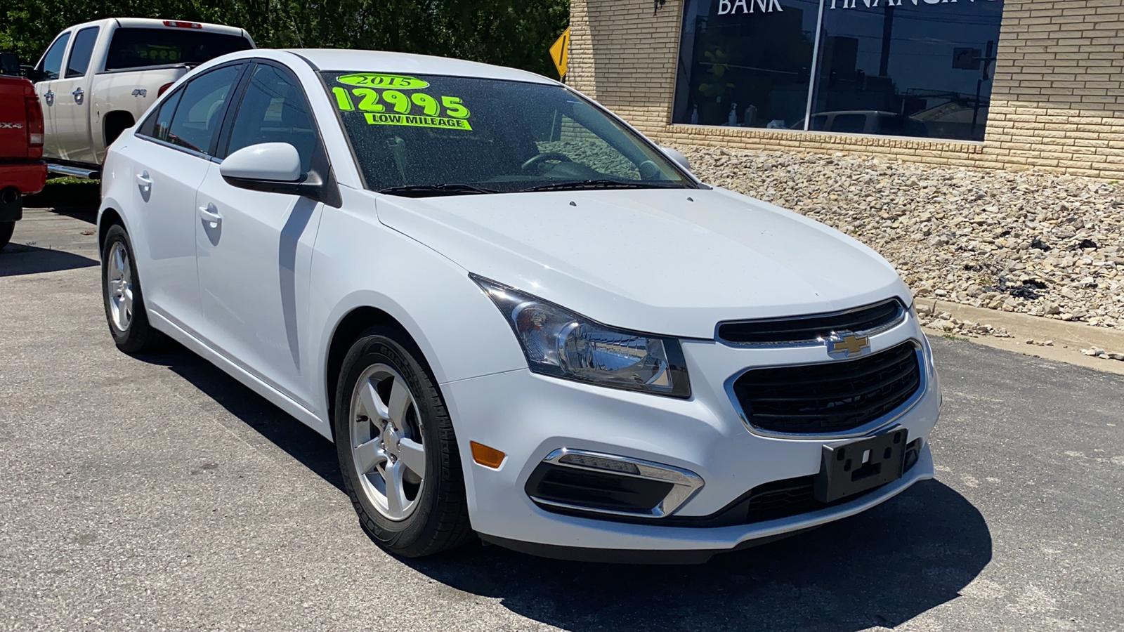 2015 Chevrolet Cruze  - Kars Incorporated - DSM