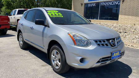 2012 Nissan Rogue S AWD for Sale  - C00113D  - Kars Incorporated - DSM