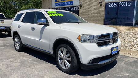 2011 Dodge Durango CREW AWD for Sale  - B74604XD  - Kars Incorporated - DSM