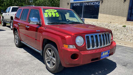 2010 Jeep Patriot SPORT 4WD for Sale  - A12628D  - Kars Incorporated - DSM