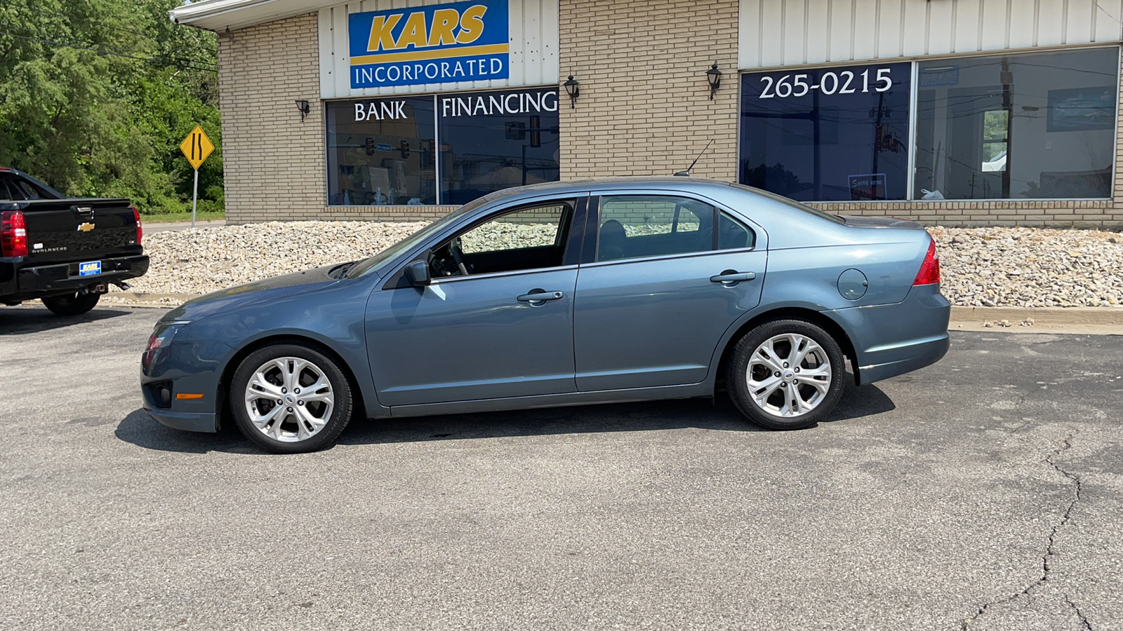 2012 Ford Fusion SE  - C58909D  - Kars Incorporated - DSM