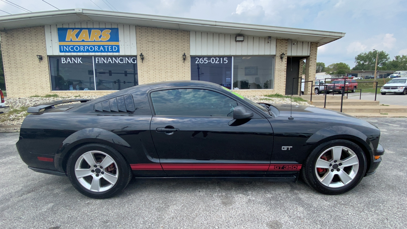 2006 Ford Mustang  - Kars Incorporated - DSM