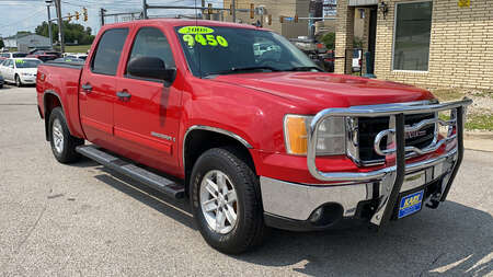 2008 GMC Sierra 1500 1500 4WD Crew Cab for Sale  - 822024D  - Kars Incorporated - DSM