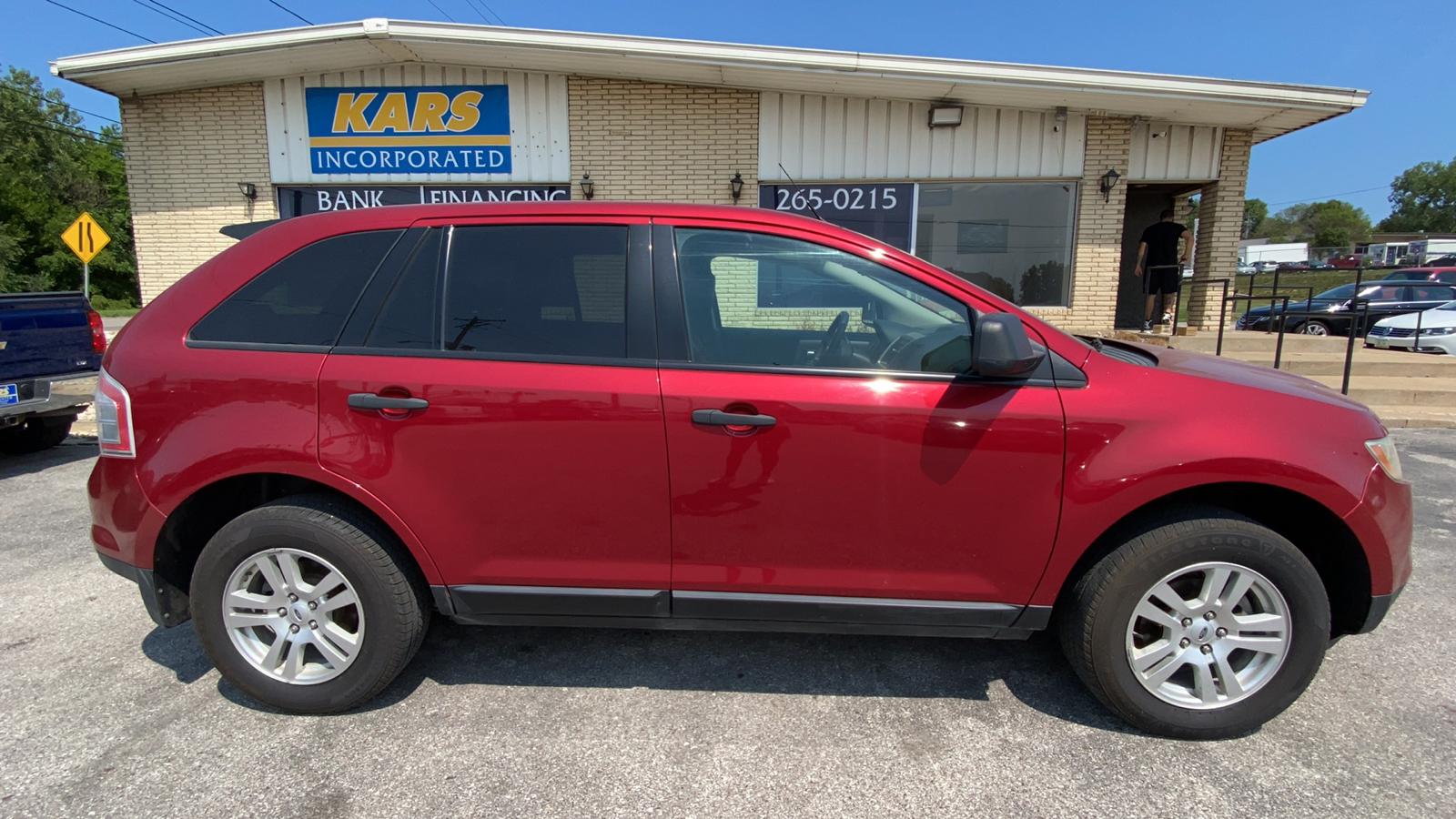 2009 Ford Edge SE  - 934185D  - Kars Incorporated - DSM