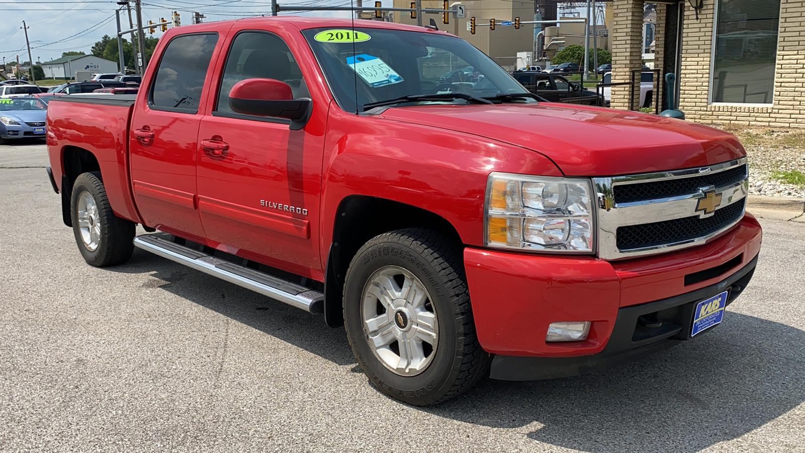 2011 Chevrolet Silverado 1500  - Kars Incorporated - DSM