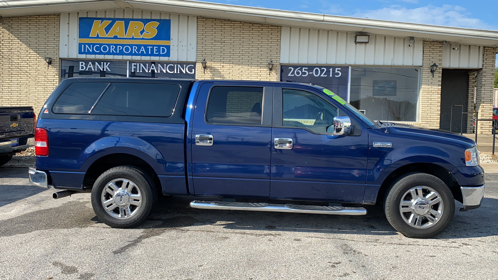 2008 Ford F-150 SUPERCREW 2WD  - 877532D  - Kars Incorporated - DSM