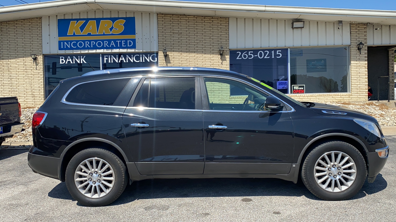 2009 Buick Enclave CXL AWD  - 945862D  - Kars Incorporated - DSM