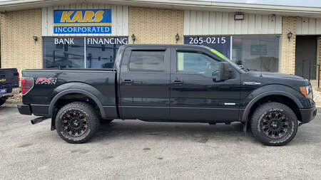 2012 Ford F-150 SUPERCREW 4WD for Sale  - C39593D  - Kars Incorporated - DSM