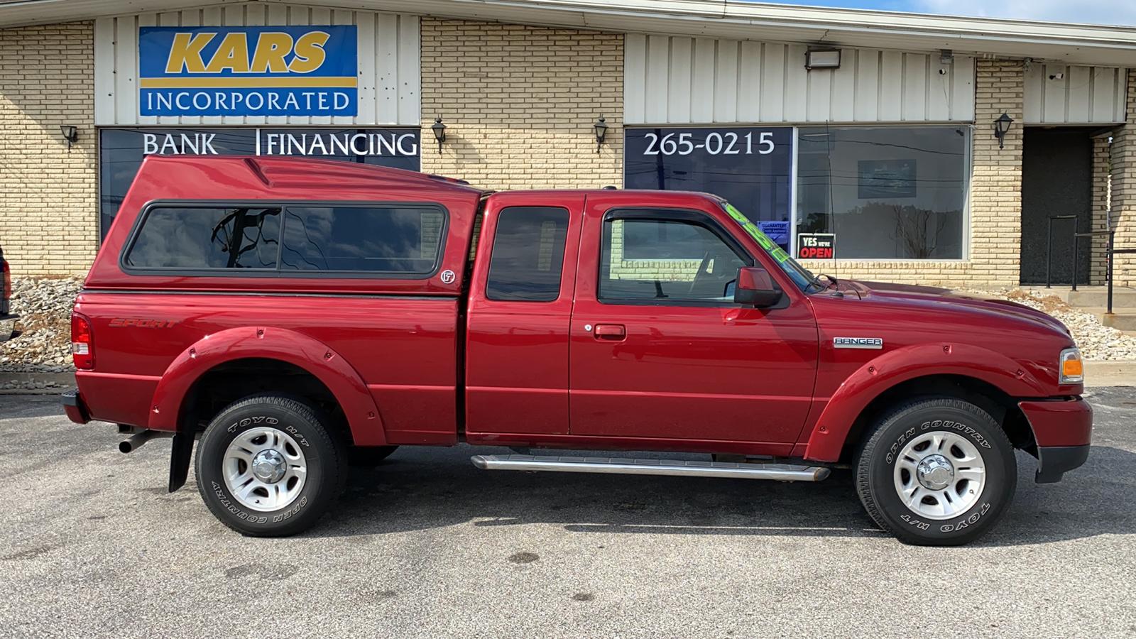 2011 Ford Ranger  - Kars Incorporated - DSM
