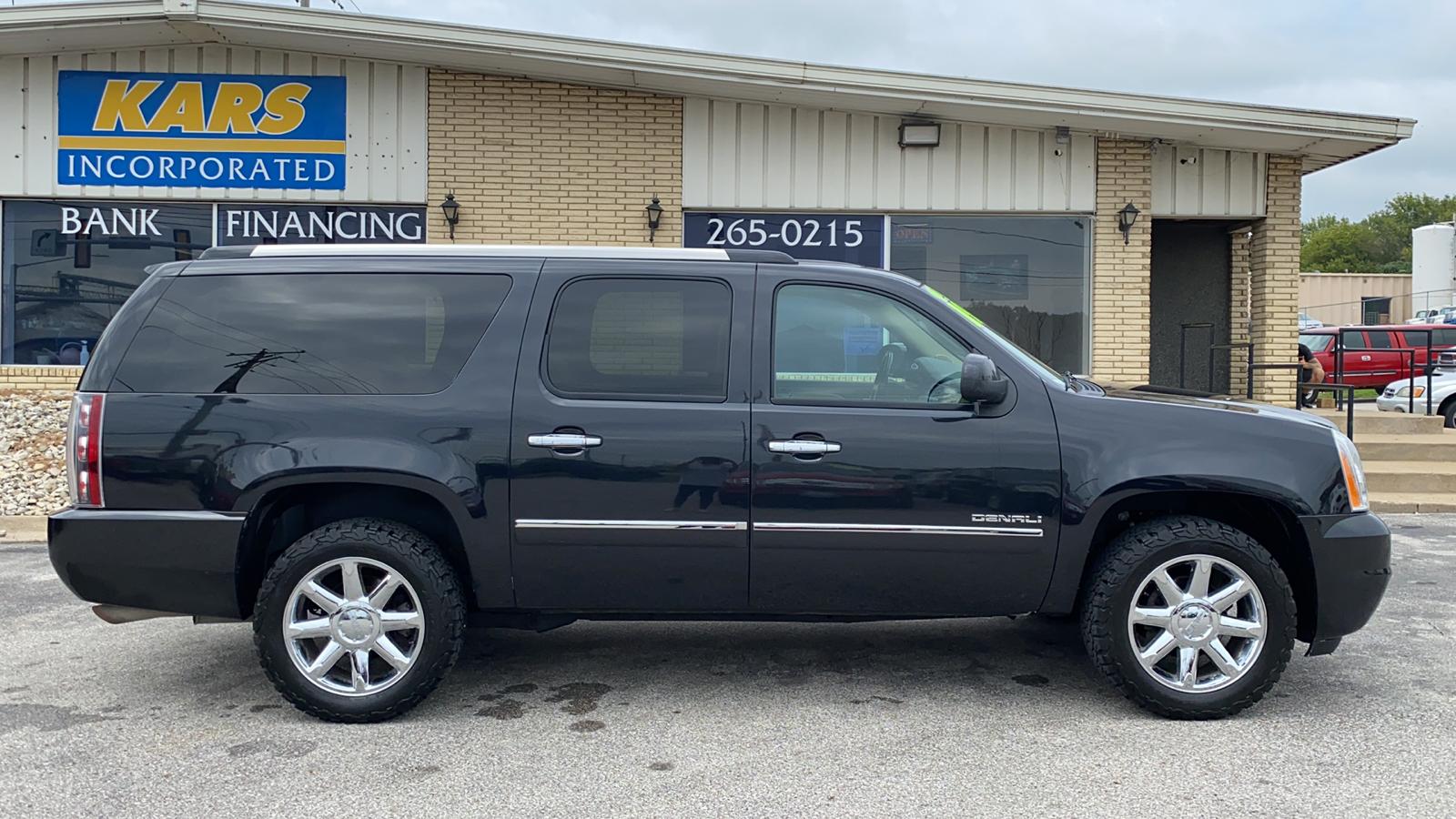 2012 GMC Yukon XL DENALI AWD  - C20765D  - Kars Incorporated - DSM