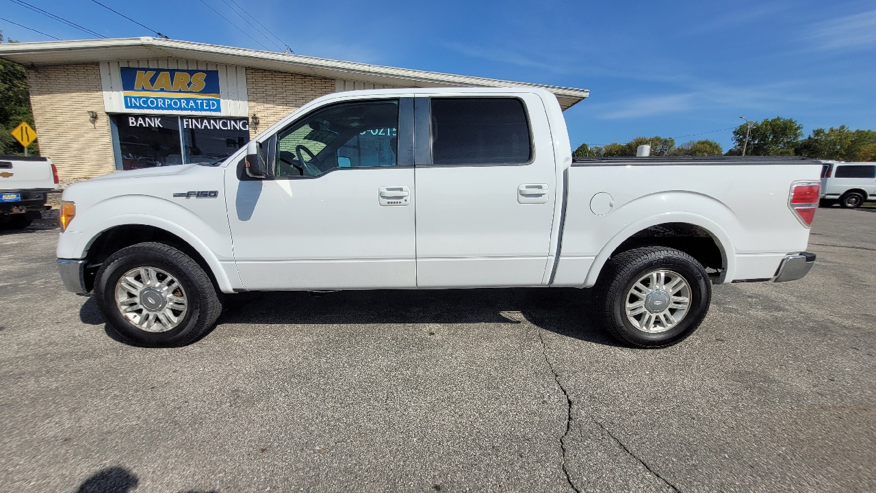 2010 Ford F-150 SUPERCREW  - A16021D  - Kars Incorporated - DSM