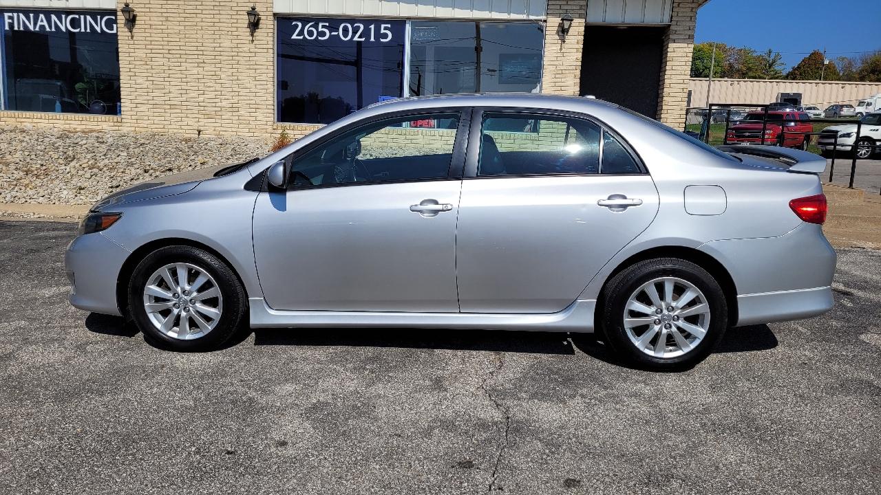 2010 Toyota Corolla BASE  - A65176D  - Kars Incorporated - DSM