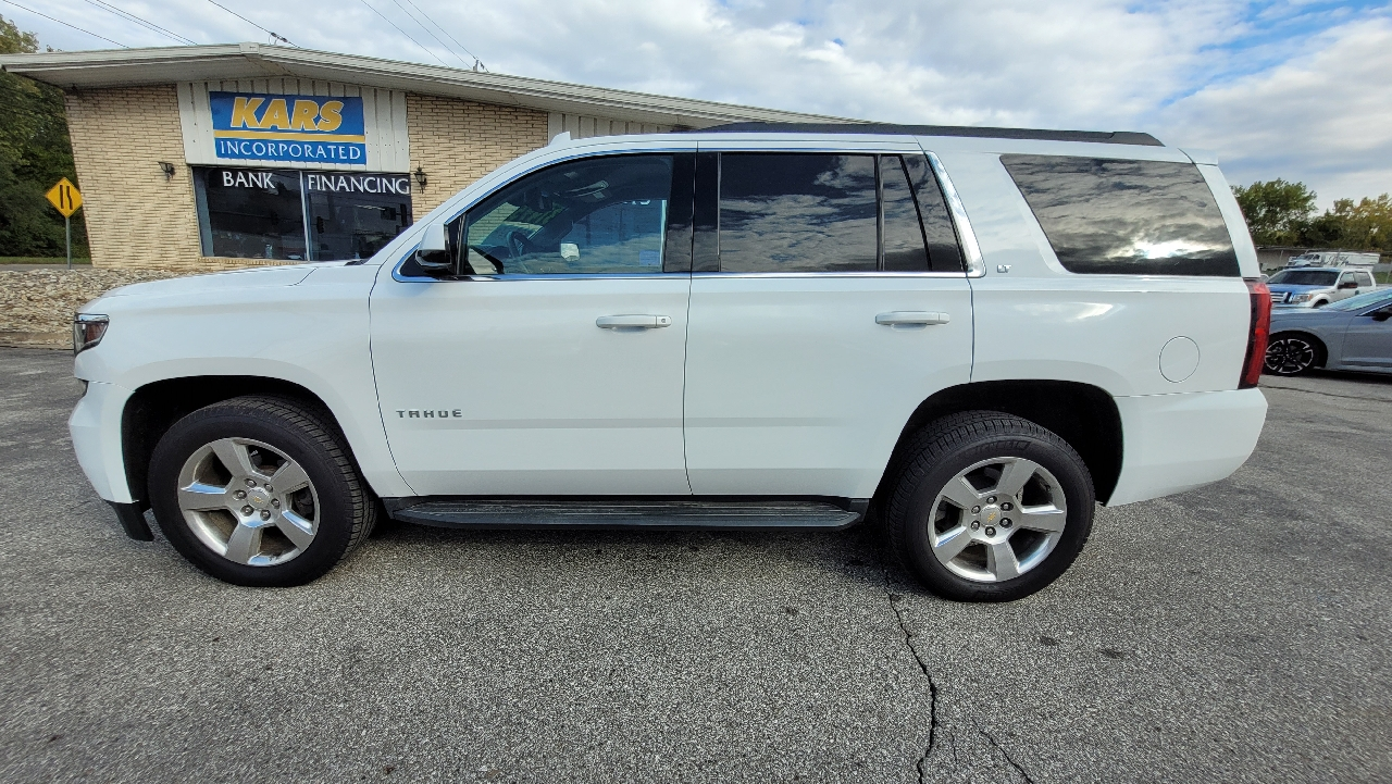 2015 Chevrolet Tahoe 1500 LT 4WD  - F56229D  - Kars Incorporated - DSM