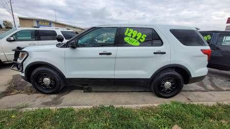 2017 Ford Police Interceptor Utility POLICE INTERCEPTOR AWD for Sale  - H07959D  - Kars Incorporated - DSM