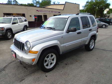 2005 Jeep Liberty Limited 4X4 for Sale  - 10213  - Select Auto Sales