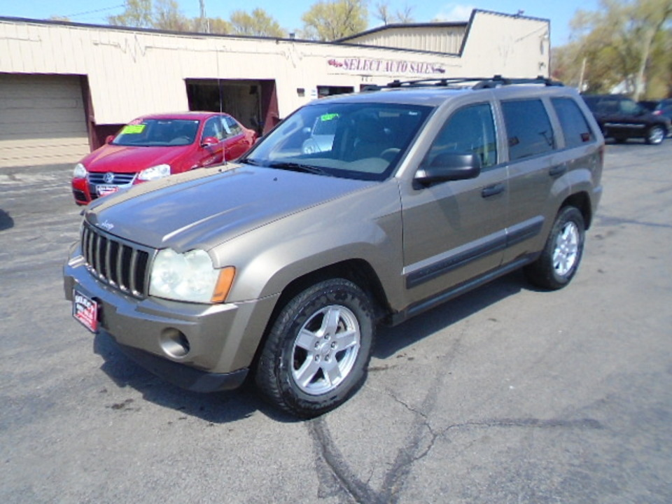 2005 Jeep Grand Cherokee Laredo 4x4  - 10524  - Select Auto Sales
