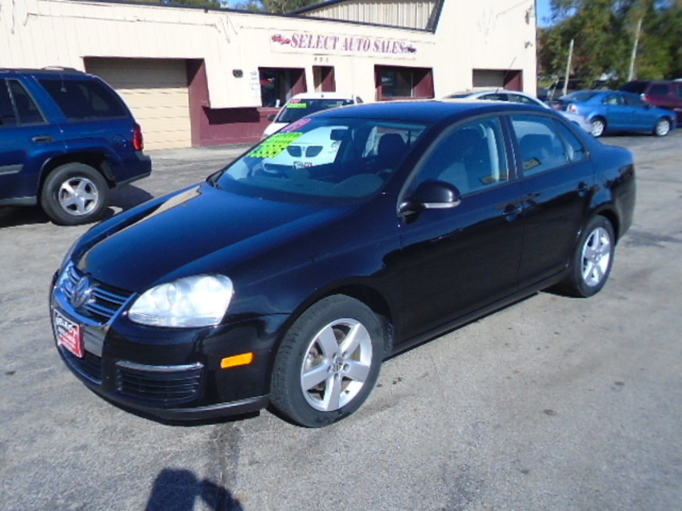 2009 Volkswagen Jetta Sedan S  - 10431  - Select Auto Sales