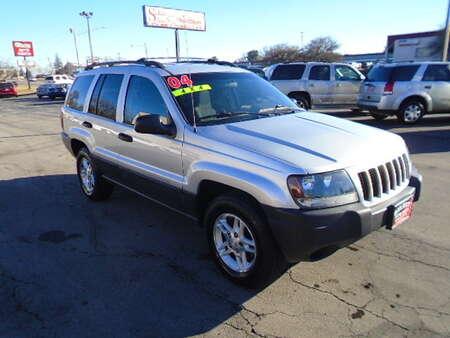 2004 Jeep Grand Cherokee Laredo 4x4 for Sale  - 10127  - Select Auto Sales