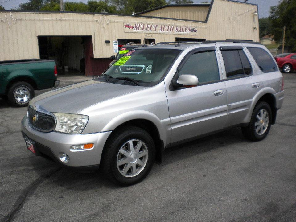 2004 Buick Rainier  - Select Auto Sales