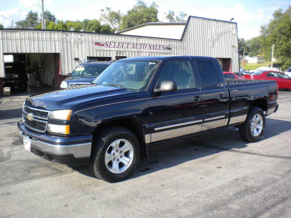 2006 Chevrolet Silverado 1500  - Select Auto Sales