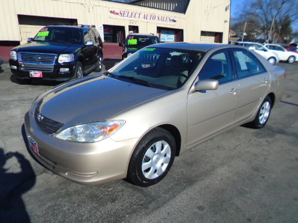 2003 Toyota Camry  - Select Auto Sales