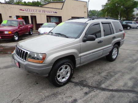 2000 Jeep Grand Cherokee Laredo 4X4 for Sale  - 10174A  - Select Auto Sales
