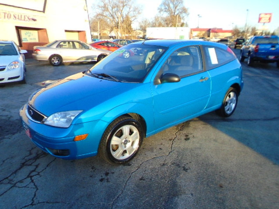 2007 Ford Focus ZX3  - 10295  - Select Auto Sales
