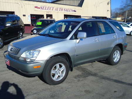 2002 Lexus RX 300 4WD for Sale  - 10138  - Select Auto Sales