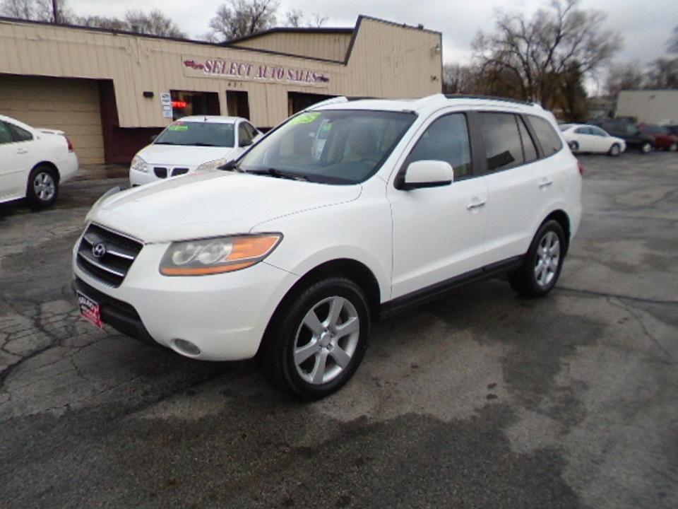 2008 Hyundai Santa Fe Limited  - 10441  - Select Auto Sales