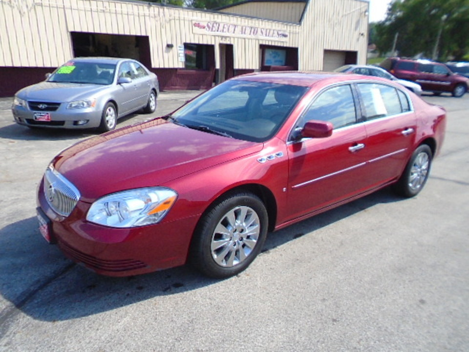 2009 Buick Lucerne CXL AWD  - 10228  - Select Auto Sales